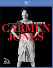 Carmen Jones (Blu-ray, 2013) 20th Century Fox Studio Classics Dorothy Dandridge