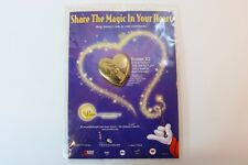 Disney World Button Share Te Magic In Your Heart Mickey