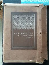 antique lace making instructions