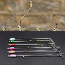 1Pc Fishing Tools Lot of 5 5-arm Alabama Umbrella Fishing Rigs Multiple Color