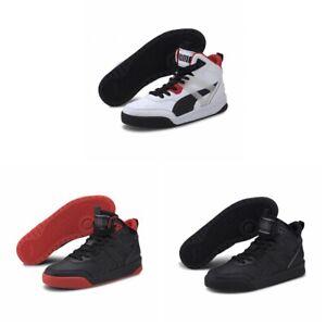 Puma Backcourt Mid Unisex Sneaker | Turnschuh | Sportschuh | Textil, Synthetik -