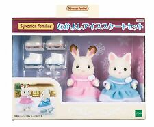 Sylvanian Families ICE SKATING SET Epoch Japan VS-03 Calico Critters