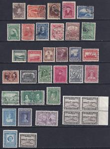 Newfoundland Early Stamp Lot  Used and Unused HICV