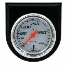 2 Inch White Water Temp. Gauge 130-270 degrees Equus 5242 Authorized Distributor