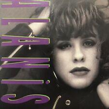 Alanis - S/T CD Rare Debut Alanis Morissette MCA 10253 Canadian FF Pop/Dance