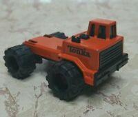 Older & Rare 1992 Vintage Collectible Orange Metal Tonka Corp. Truck