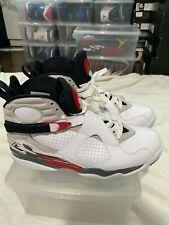 Air Jordan 8 Retro Bugs Bunny White Black True Red 305381 103 Size 11 No Box