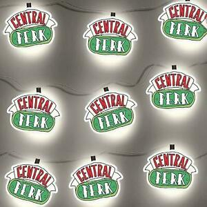FRIENDS CENTRAL PERK LED STRING LIGHTS BATTERY POWERED *NEW - FAST UK DISPATCH*
