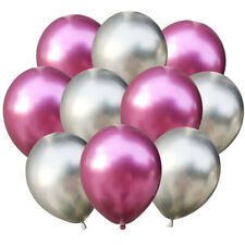 10pcs 12inch Wedding Latex Balloons Metallic Inflatable Birthday Balloon
