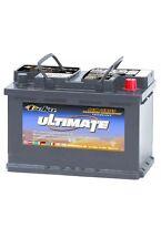 Battery-Ultimate AGM Maintenance Free Auto/Light Truck Deka  9AGM48 SHIPS 4 FREE