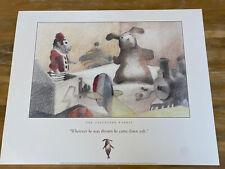 The Velveteen Rabit Art Print By David Jorgensen 22in X 28in