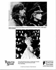 HELENA BONHAM CARTER, IMOGEN STUBBS Terrific ORIGINAL Movie Photo TWELFTH NIGHT