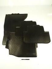 Original Audi A4 B8 (8K) Gummimatten Fußmatten Vorn und hinten 8K1061501  041
