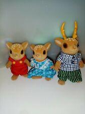 Sylvanian Families Reindeer Family