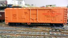 Train Miniature Ho Vintage Steel Reefer, Producer Packing, Metal Wheels, K-Ds Ex