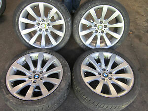 """BMW 5 SERIES GT F07 SET OF 19"""" 271 STYLE ALLOY WHEELS WITH TYRES"""
