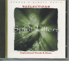 READERS DIGEST - REFLECTIONS - SPIRIT LIFTERS - NEW SEALED CD