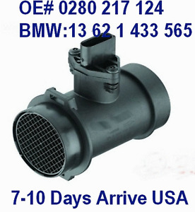 Mass Air Flow Meter Sensor 0280217124   BMW 316i, 316Ci