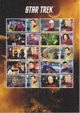 GB 2020  Star Trek - Generic Smilers/Collector Sheet - GS-130/LS-128