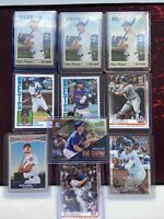 2019 Topps Pete Alonso Rookie Lot (10) New York Mets Sp Rare