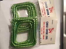 Bicycle Cable Cover Monarch Schwinn Stingray Whizzer Mini Bike Huffy Bsa Green