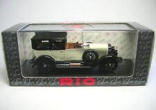 Rio Isotta Fraschini 8a 1924 White Black