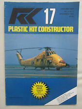 1988 AIRCRAFT MODELLERS PLASTIC KIT CONSTRUCTOR 17 BRISTOL 170 FREIGHTER GLOSTER