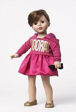 New Madame Alexander ~ Hooray ~ 18 inch Doll ~ Isaac Mizrahi