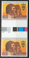 Australia 1983 50th Anniv of Jaycees Traffic Light Gutter Pair MNH unmount mint