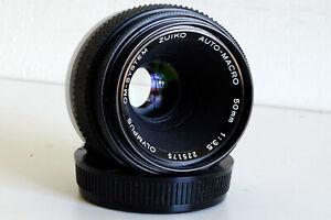 Olympus OM Zuiko auto-macro 50mm f3,5