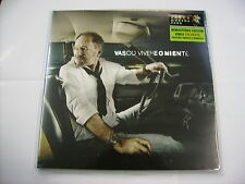 VASCO ROSSI - VIVERE O NIENTE- 2LP RED YELLOW VINYL NEW 2017 - COPY # 0290