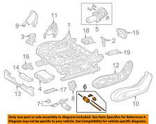 MERCEDES OEM 17-18 GLC300 Seat Track-Adjust Motor 0009102609