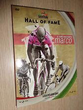 DOPPIO DVD HALL OF FAME IL GIRO RACCONTA MARCO PANTANI GIRO D'ITALIA 1990 1998