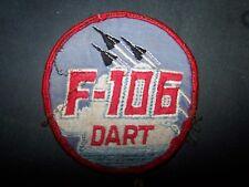 Vintage USAF F-106 Patch