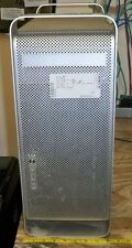 Apple PowerMac G5 A1047 Powerpc 1.6GHz/1GB RAM -No Hard Drive/Cables