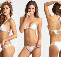 New Women Sexy Bandage Set Push-up Bikini Padded Bra Swimsuit Bathing Swimwear