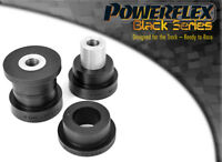 PFF36-401BLK Powerflex Front Lower Wishbone Front Bushes BLACK Series (2 in Box)