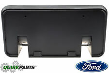 OEM NEW Front Bumper License Plate Mount Holder 99-04 Super Duty F81Z-17A385-AA