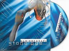 STONE AGE -  Maribrengaël CD SINGLE 6TR FRENCH CARDSLEEVE 1998 Folk RARE!