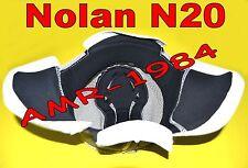 """INTERNO CLIMA COMFORT per CASCO  NOLAN N20 TRAFFIC E NAKED taglia """" M """"  00317"""