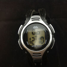 Ruff Hewn Digital WR30M Silicone Band 9.5 inch Wrist Watch