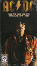 AC/DC - SURE THE ONES YOU NEED / MORE LIVE 1974 - 1980 - 4CD BOX-SET N°???/300