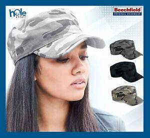 Berretto Mimetico Cappello Camouflage Cappellino Army Militare da Uomo Donna