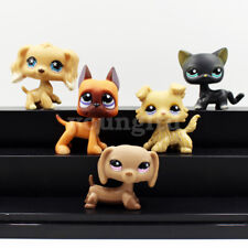 5X littlest pet shop rare lps toys cats and dogs COLLIE DACHSHUND GREAT DANE 748