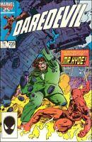 Daredevil #235 #237 (1986) Marvel Comics