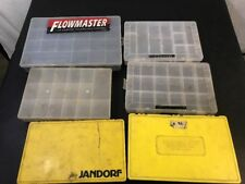 Crafts Art Bin Cricut Cartridge Storage Case Organizer Box Tray Tote Tool (6)