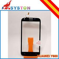 Pantalla Tactil para Huawei Y600 Negro negra  Táctil Negra