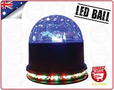 LED Ball Party Light Dream Magic Ball Disco Light Black or White VS66