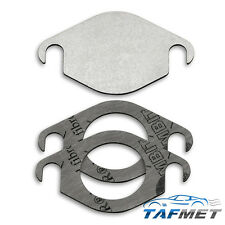 18. EGR valve Blanking Plate Gasket for FORD FOCUS MONDEO TRANSIT 1.8 TDDi TDCi