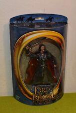 Toy Biz Señor De Los Anillos Retorno Del Rey Pelennor Fields Aragorn figura de acción